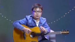 (吉他)《春风十里》G调入门版吉他弹唱教学鹿先森乐队 高音教吉他初级入门教程零基础教学