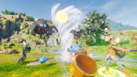 【游民星空】《勇者斗恶龙VR》版实机演示