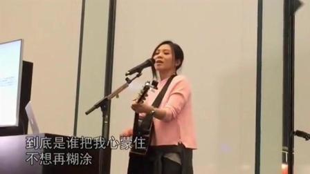 蔡健雅找来小S为这首歌填词, 一开始很担心, 没想到后来爆红全国