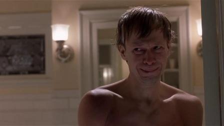 第六感 精神病闯进家 开枪射击布鲁斯威利斯