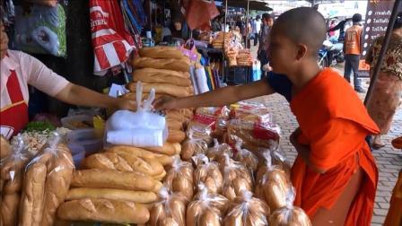 老挝法棍, 大小是越南普通法棍的两倍