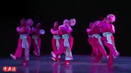中国古典舞《俏影伶蝶》, 舞蹈的韵味十足, 太美了