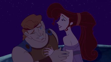 《大力士》  美女妩媚撩拨男神 浪漫谈心忆往事