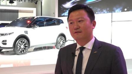 专访云度新能源汽车常务副总经理林密