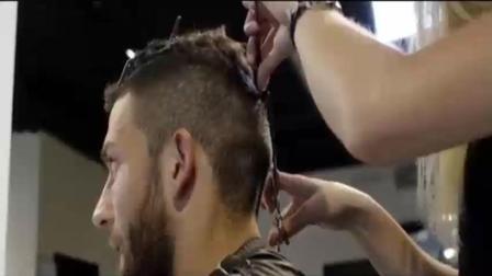 长脸男生剪这个发型, 成熟又帅气!
