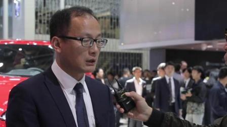 专访: 奇瑞捷豹路虎汽车有限公司 常务副总裁陈雪峰
