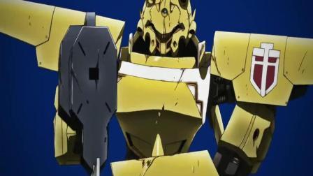 男主驾驶远古机甲, 横冲直撞, 逆天强大惊呆敌众!