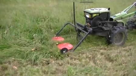 原始技术与世界现代农业巨型机器干草捆农业设备