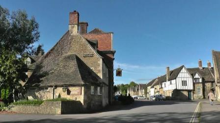 英国莱科克小镇, 18世纪的建筑风格