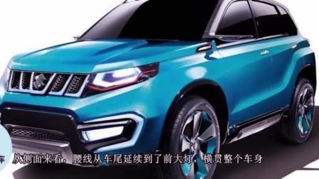 没买车的有福了! 长安铃木新款SUV上市, 配四驱系统, 售价仅8万起