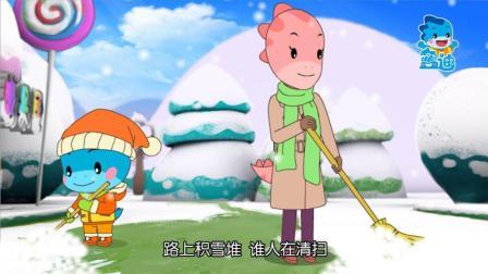 蓝迪儿歌 长江上 听 雪花飘