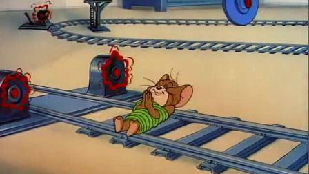 猫和老鼠50周年纪念版 小鸟终于战胜了汤姆救出了朋友杰瑞,两人开心的荡秋天