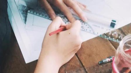 诚筑说零基础室内设计 室内手绘课上学习篇