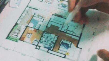 【诚筑说】室内设计室内手绘软装设计小白秒变达人课上篇