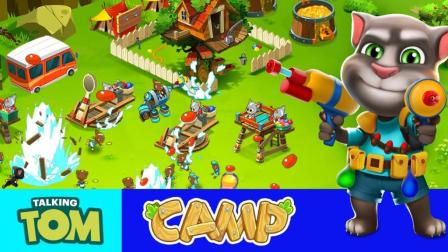 :36 汤姆猫战营 玩法教学大全