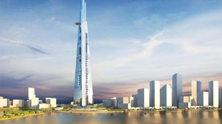 """沙特""""壕""""无人性, 计划建造世界上最高的楼, 高度达1600米!"""