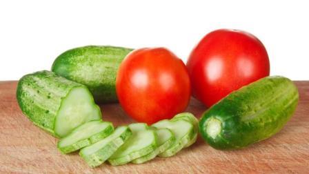 为什么西红柿和黄瓜不能一起吃, 千万要牢记, 以后可别再乱吃了