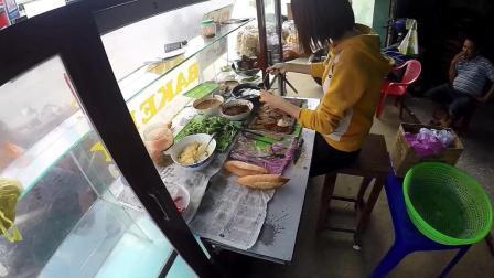 第一次吃越南版肉夹馍, 陕西人是这样评价的
