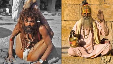 揭秘印度苦行僧, 他们为了修行会自宫, 他们长期折磨着自己