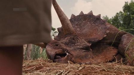 科学家用基因技术, 复活恐龙, 差点闯下大祸! 速看《侏罗纪公园》