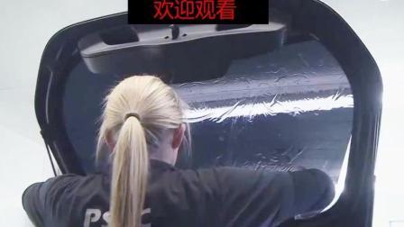 汽车贴玻璃膜【技术讲解】初学者教程