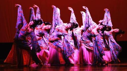 《零基础学舞蹈系列》藏族舞·江玛喜雄
