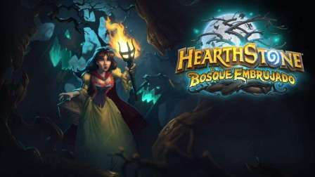 普伦达※炉石传说※女巫森林冒险模式第一弹 法师试玩