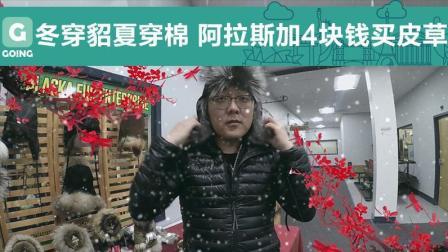 【GOING】冬穿貂夏穿棉, 阿拉斯加4块钱能买到什么样的皮草?