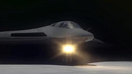 中国又一隐身轰炸机亮相, 搭载两台涡扇18, 美军坦言不好惹