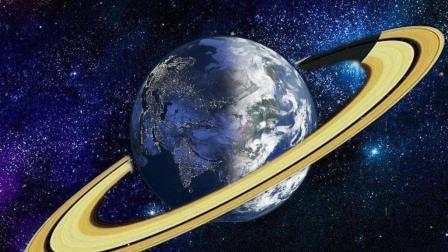 行星的光环好美啊! 地球在过去也有过光环, 未来可能再次获得