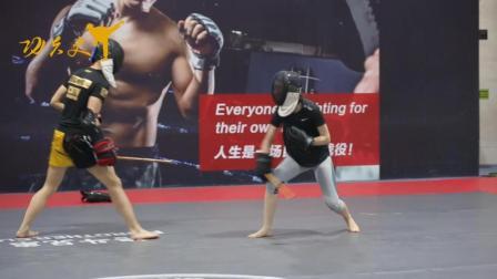 功夫征途: 兵器格斗——菲律宾短棍比赛