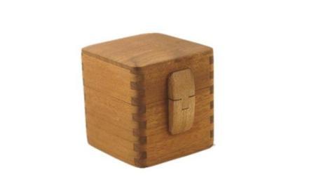 木人斋戒指盒印章盒4成品