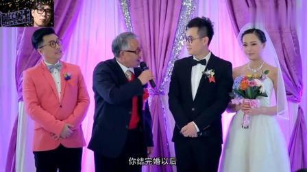屌丝男士: 大鹏结婚也是没谁了, 我要是新郎下辈子干脆做个女人算了!