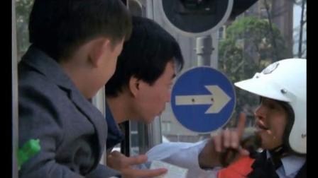 铁血骑警:交警巡逻等了一天,终于等到一个违规的,几天白干了