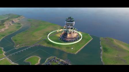 模拟城市#2|伟大工程建立完毕!
