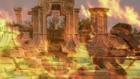 火烧圆明园, 八国联军最初是打算烧紫禁城的