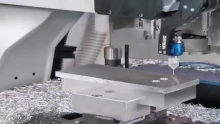 炫酷的机械加工我好想学