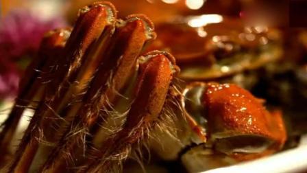 舌尖上的中国: 清蒸大闸蟹, 食蟹而不失原味, 中国至鲜的美食