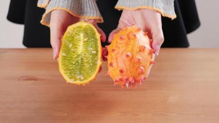 这个小瓜怎么吃? 带你打开一个来自火星的刺角瓜!