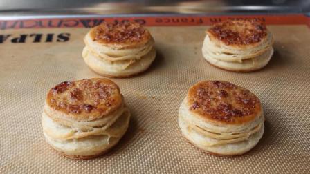 奶油泡芙饼干, 唇齿留香 色味俱佳