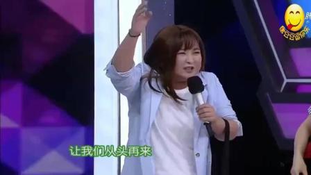 贾玲拥抱了宋仲基, 结果娜姐的一句话, 让大家瞬间笑场了!