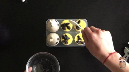 在家自制芒果味雪糕, 1份芒果, 1份牛奶, 5分钟简单制作!