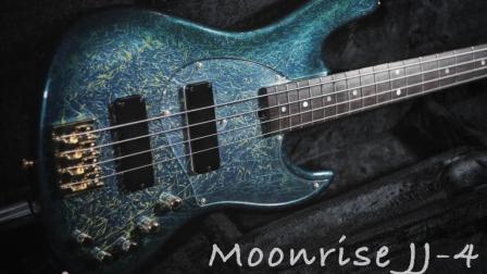 #捣咕评测#Moonrise JJ-4 Custom Shop Jazz Bass 贝斯试听