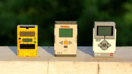 【強哥樂高機器人】第一課EV3簡介和軟件安裝