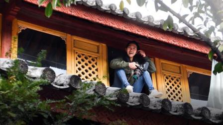 18岁上海少女隐居深山, 10年不上学, 还能月入2万