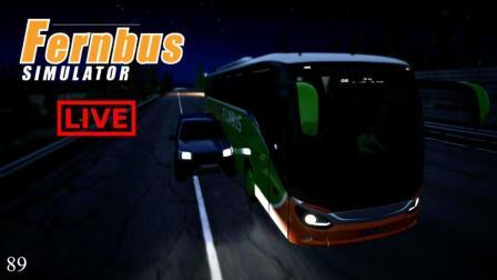 【LRTINTER】【直播录像】长途客车模拟 #089 继续奥地利游弋 Fernbus Simulator