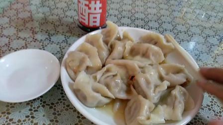 黑龙江饺子馆, 一两6个, 三种馅料各要了一两!