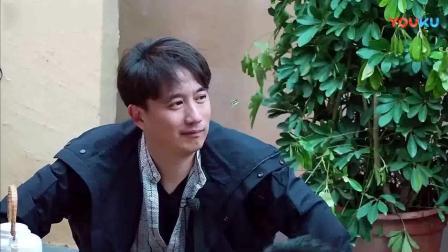 《向往的生活2》徐峥说了个笑话笑岔气 何炅哭了, 什么山 碟中谍三!