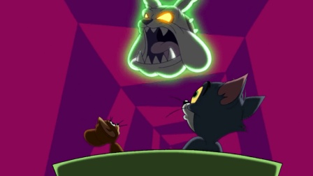"""《猫和老鼠》闯入了""""鬼屋"""", 猫咪和老鼠这下可惨了"""