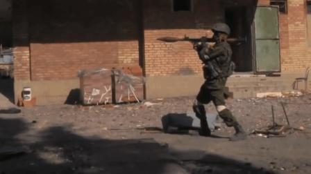 在与乌克兰军队的冲突中, 重型作战行动中的专业俄罗斯叛军